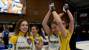 Zacharias, Peterson ready to prove they belong with Canada's best inside Scotties bubble
