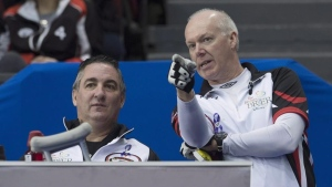 Veteran Middaugh to join Team Howard in Brier bubble next month