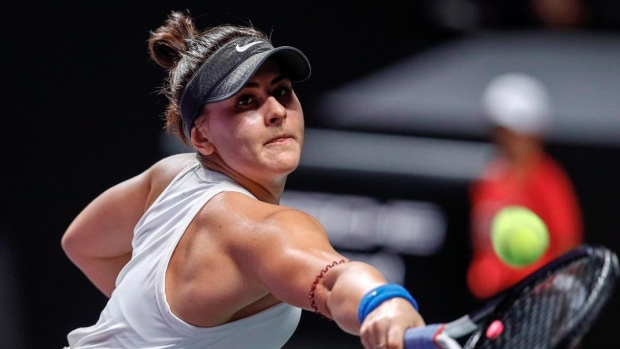 Andreescu will not play in Tokyo Olympics
