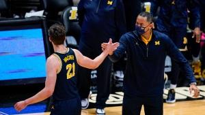 Michigan F Wagner to enter NBA draft