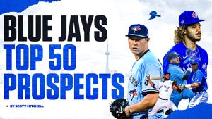 TSN's top 50 Blue Jays prospects
