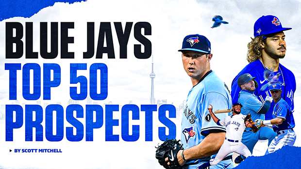 Blue Jays Top 50 Prospects