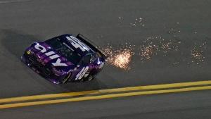 Bowman, Byron give Hendrick sweep of Daytona 500 front row
