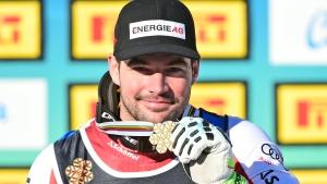 Kriechmayr wins super-G gold at World Champsionships
