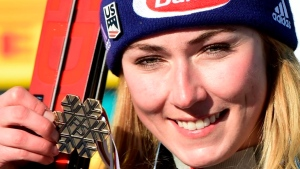 'There's bigger things': Shiffrin is just fine with bronze
