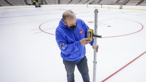 Icemaker Greg Ewasko going the distance in Calgary's curling bubble