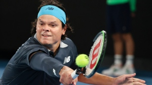 Canadian Raonic out of Western and Southern Open