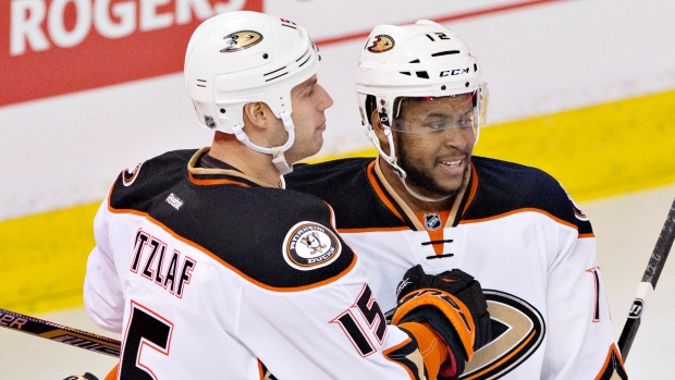 Ryan Getzlaf Devante Smith-Pelly