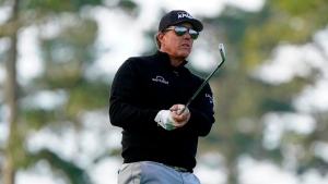 Mickelson eyeing record 3rd-straight PGA Tour Champions win