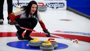 Einarson, Team Canada pick up win in Scotties opener
