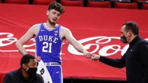Duke forward Hurt to declare for 2021 NBA draft, hire agent