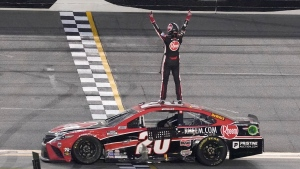 Bell wins third New Hampshire race in Xfinity