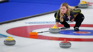 Carey off to hot start at Tournament of Hearts as skip of Team Fleury