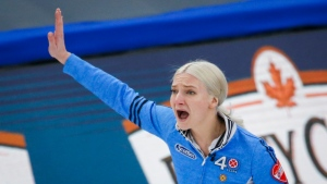 'Curling addict' St-Georges making plenty of noise at Scotties