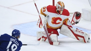 Ice Chips: Rittich to start for Flames