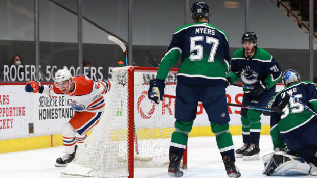 Vancouver Canucks captain Bo Horvat on blown leads: 'We have to mature' - TSN.ca
