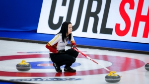 Einarson takes sole possession of first at Hearts after Homan loss