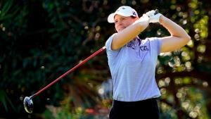 Sorenstam takes 2-shot lead in US Senior Women's Open