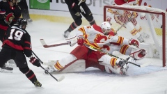 Colin White scores two goals to lead Ottawa Senators to a 6-1 win over Calgary Flames Article Image 0