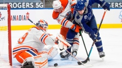 Maple Leafs, Oilers set for key three-game series atop North Division Article Image 0