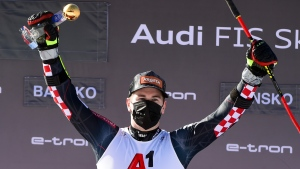 Zubcic captures World Cup GS event
