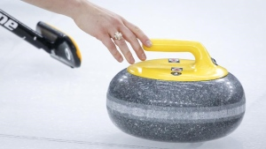Many curling traditions eschewed for '21 Hearts, jewelry routine changes for some