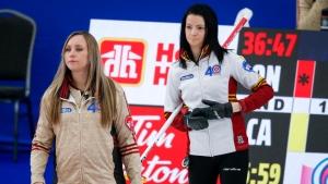 Einarson, Homan to square off in Scotties final