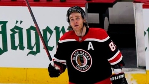 Blackhawks place Kane, Carpenter, Gustafsson in COVID protocol