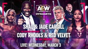 Shaq steps into the ring on TSN