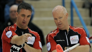 Grizzled vets Howard, Middaugh chasing another Brier