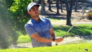 Gagne and amateur Taylor battling, share Q-School lead at Mission Inn