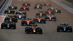 Formula One Racing on TSN