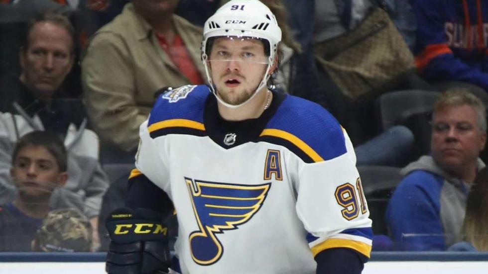 NHL Off-season watch: Tarasenko, Blues headed for split?