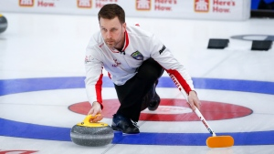 Defending champion Gushue beats Epping to open Brier
