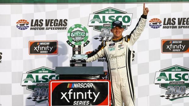 AJ Allmendinger gets 1st win of year at Las Vegas - TSN.ca