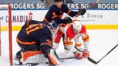 Connor McDavid snaps three-game pointless streak in 3-2 Oilers win over Flames Article Image 0