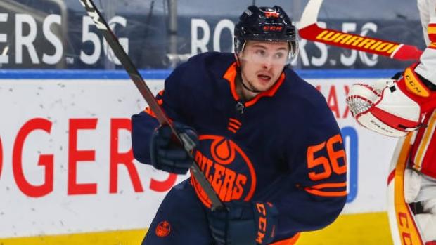 Edmonton Oilers Kailer Yamamoto qualifying offer - TSN.ca