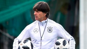 Löw hoping to leave Germany on a high