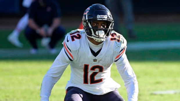 Bears WR Robinson resigned to possibly playing on one-year deal