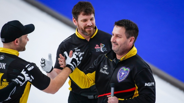 Jimmy the Kid has New Brunswick in the mix at Brier