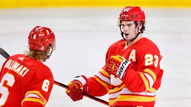 Salim Valji: Remaining games a delicate balance for Calgary Flames management