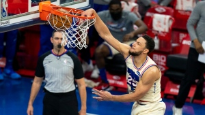 Rivers wants to convince Simmons to stay with 76ers