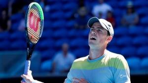 Canadian Pospisil loses quarterfinal match at Wimbledon tune-up event