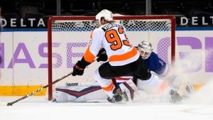 Blue Jackets re-acquire Voracek from Flyers