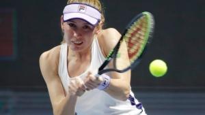 Alexandrova beats Sabalenka to reach Kremlin Cup semifinals