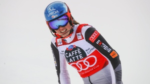 Vlhova captures World Cup overall title