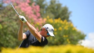Harding leads by two at Kenya Open, Veerman sets course record