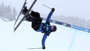 Canada's Karker wins World Cup halfpipe gold, MacKay takes silver in men's event