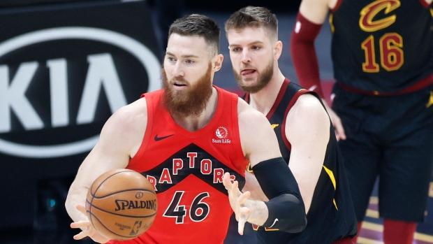 Toronto Raptors waive Aron Baynes - TSN.ca