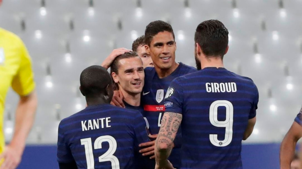 Can World Cup holders France claim another Euro?
